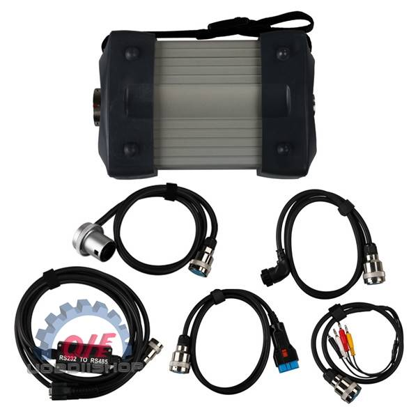 Best Quality MB Star C3 Pro V2016.7 For Benz Trucks & Cars With 5 Cables