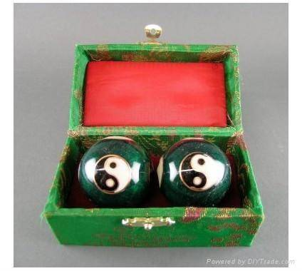 Baoding balls with Chiming Set