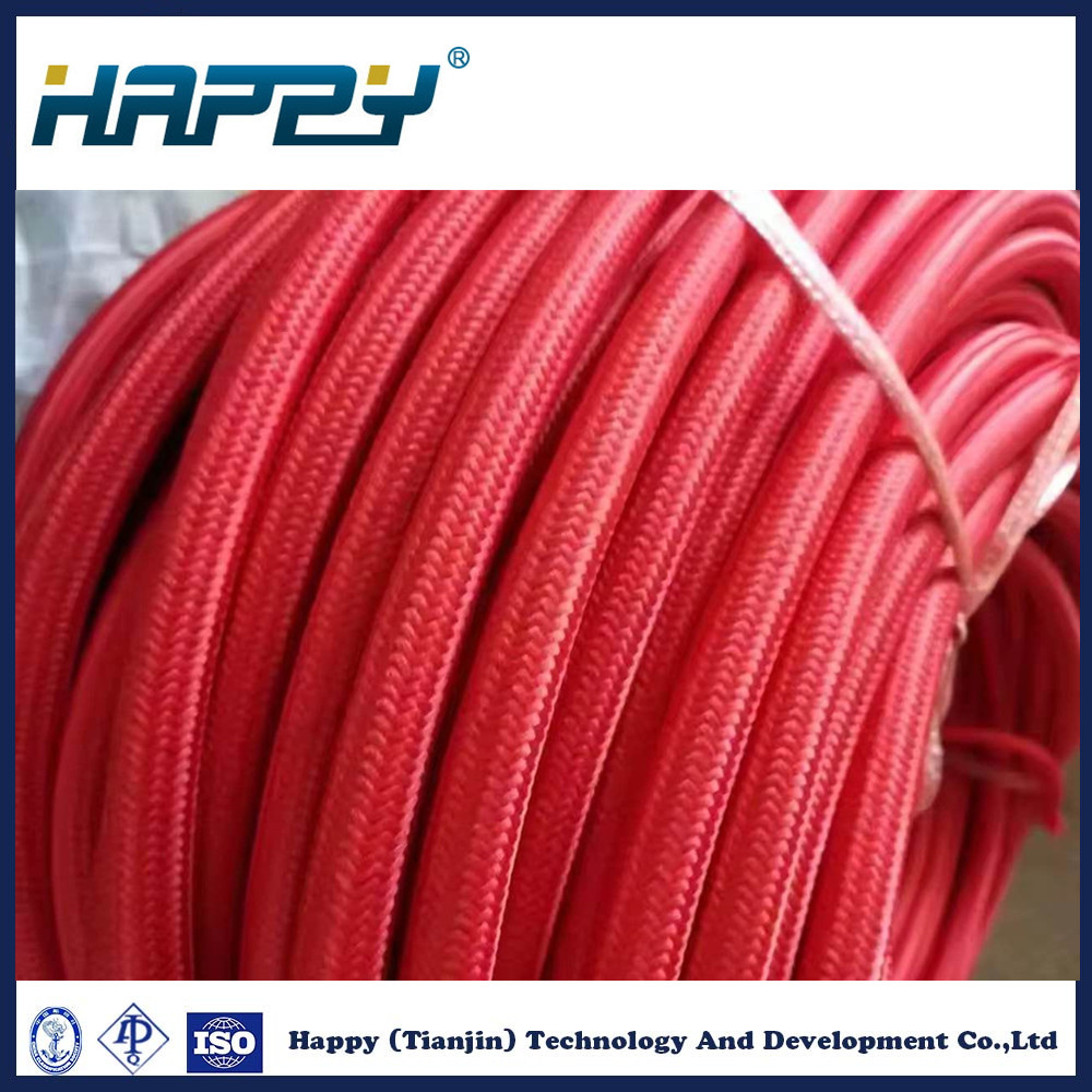 Wire Braid Textile Covered SAE 100 R5 Hydraulic Hose