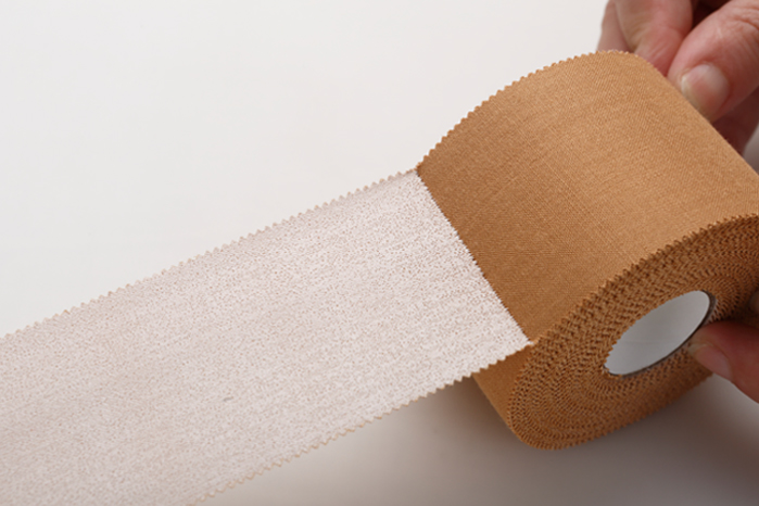 Tearable Medical tape rigid strapping tape with FDA/ISO/CE Approved