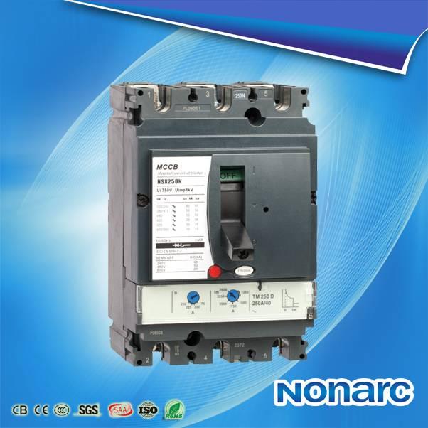 NOM8 Schneider MCCB Circuit Breaker