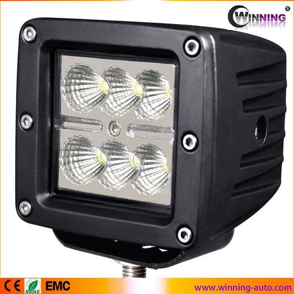 China wholesale 18w 24v led lights for trucks