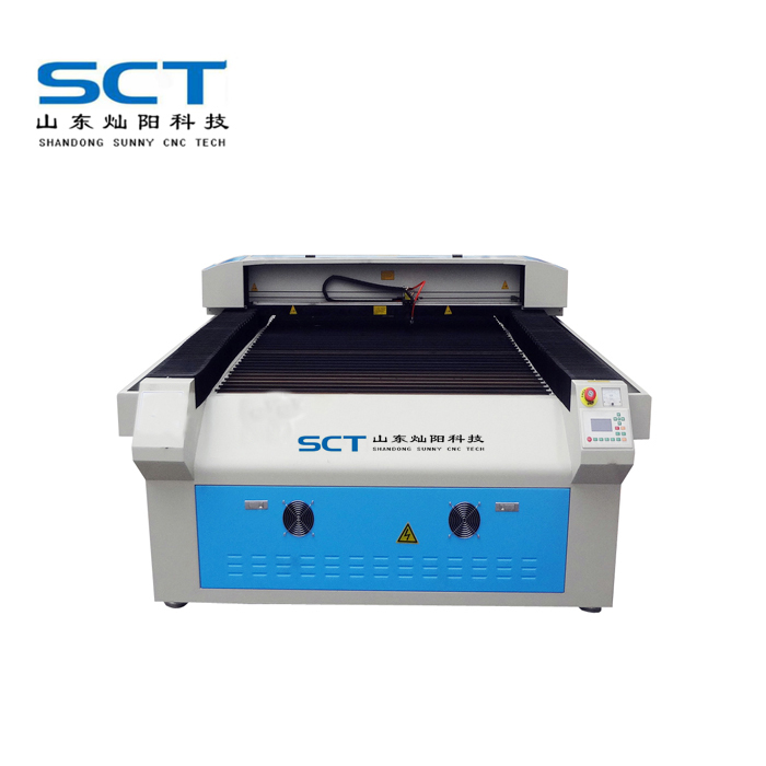 Sunny-1325 Laser cutting machine factory direct price