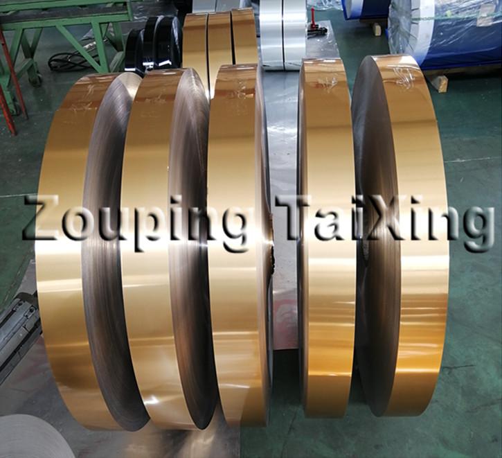 3004 O lacquer aluminium coil for ropp caps