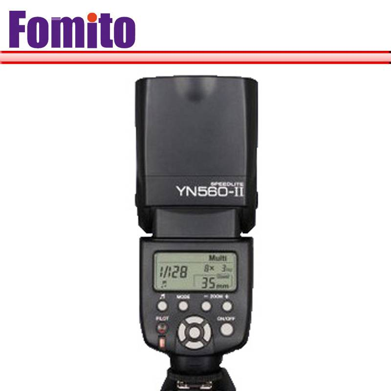 Fomito Voeloon Dslr equipment,Yongnuo 560II,Yongnuo Camera Flash Speedlite,ETTL HSS for Canon for Ni