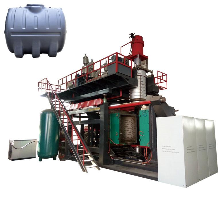2000L 3layers water tank blow molding machine