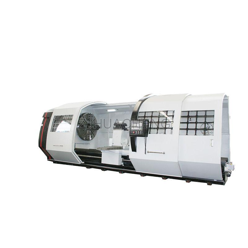 Huasheng-Heavy-duty CNC Lathe With FANUC, SIEMENS or GSK numerical control system