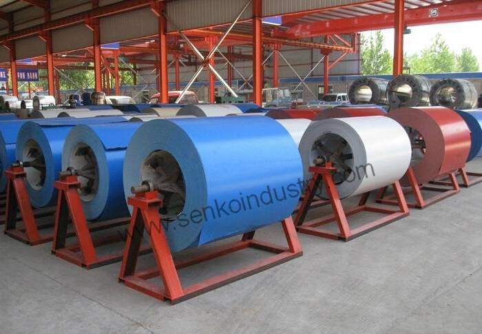 Steel Coil De-Coiler/Holder with High Quality