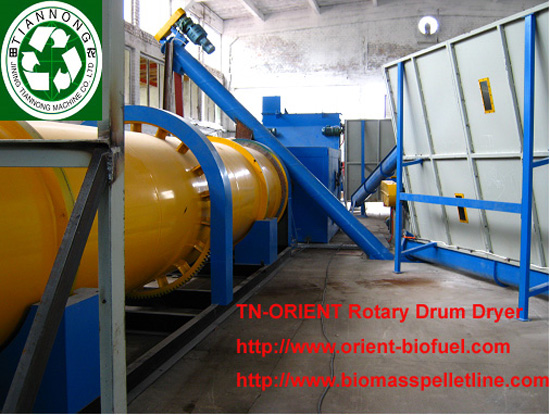 Combined Rotary Drum Dryer