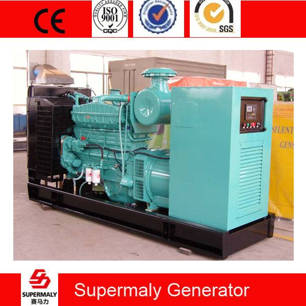 Original Cummins Diesel Generator 300KVA / 250KW by MTAA11-G3