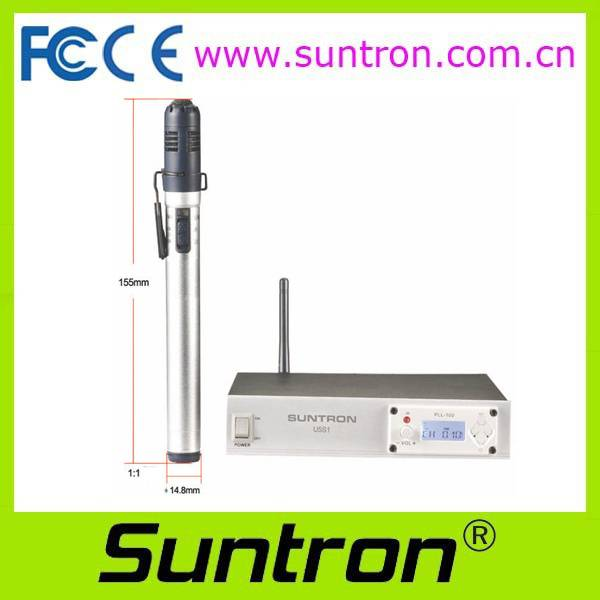 Suntron Pencil Type 2.4G Wireless Classroom Microphone