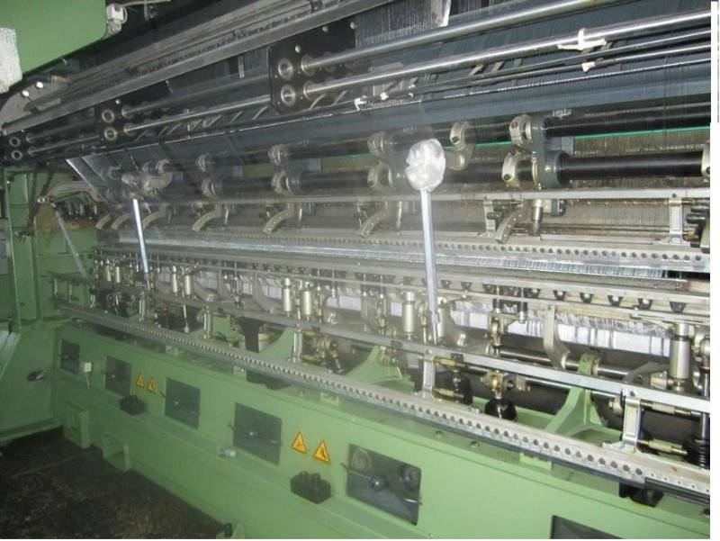 RJSC 4FNE 18E jacquard machine