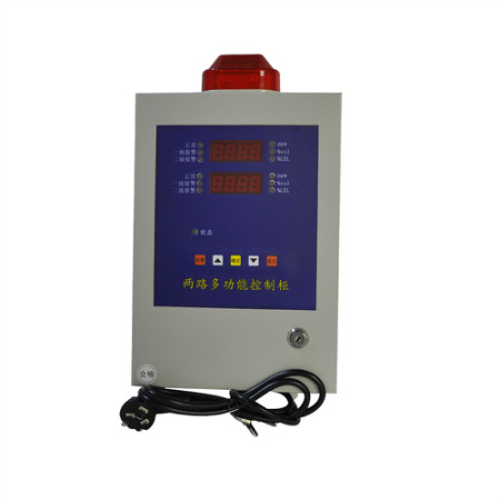 Single ,double road multi-function alarm control cabinet