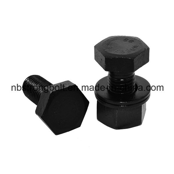 Hex Heavy Structual Bolt with ASTM A325, A490