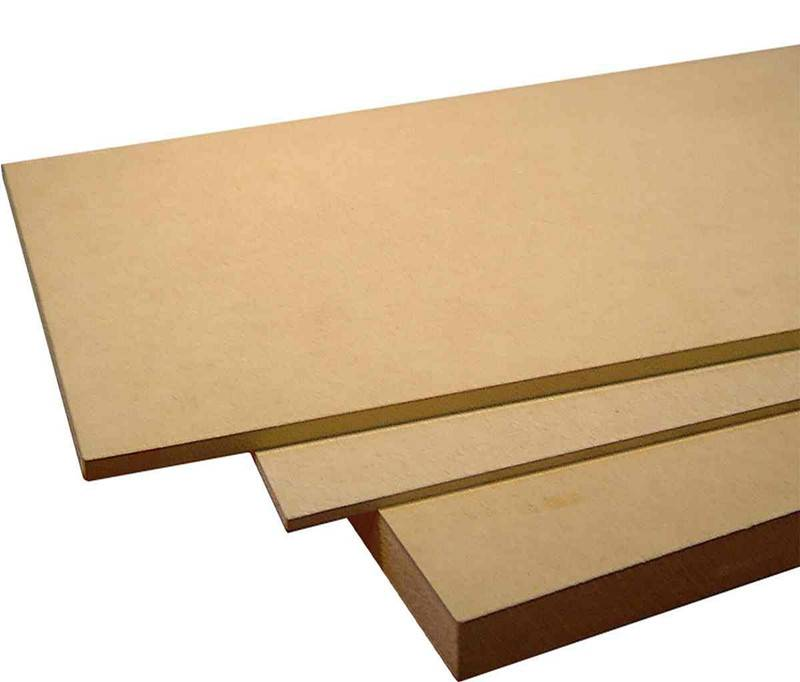 1220X2240mm Raw MDF, Plain MDF