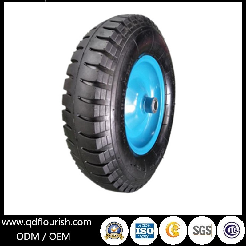 Agricultural Pneumatic Inflatable Rubber Wheel for Trolley