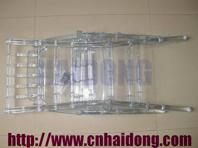 Transparent Wedding Chair