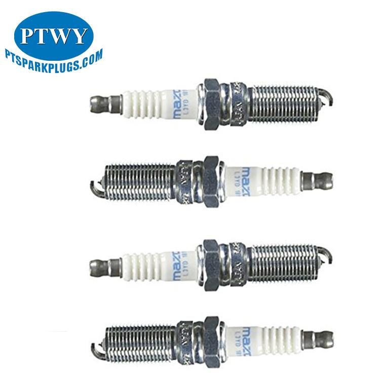 L3Y2-18-110 For Mazda , Best Spark Plug For NGK ILTR5A13G