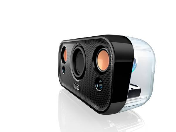 2.1 Audio System Bluetooth Speaker, Sound Clarity Beyond Size