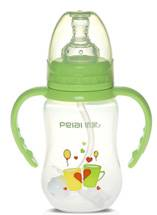 120ml Standard neck PP gourd feeding bottle with handle