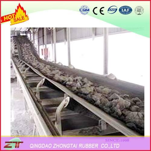 Acid/alkali Resistant EP Rubber Conveyor Belt