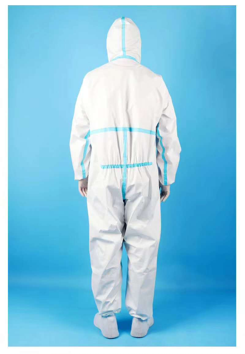 Virus protective clothing