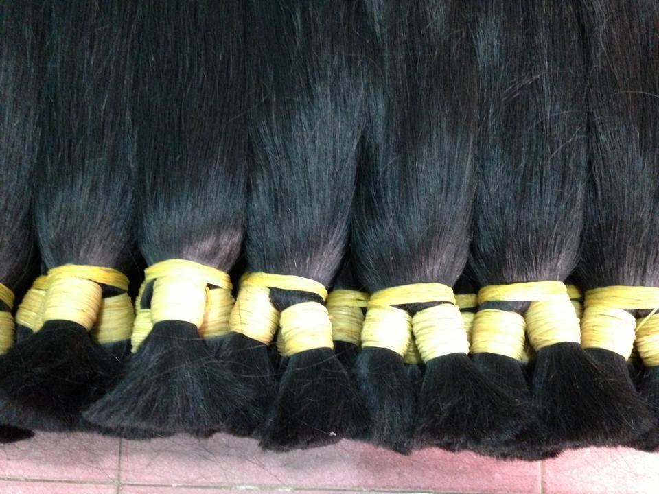 New beautiful cheap 100 percent natural raw virgin remy Vietnamese human hair