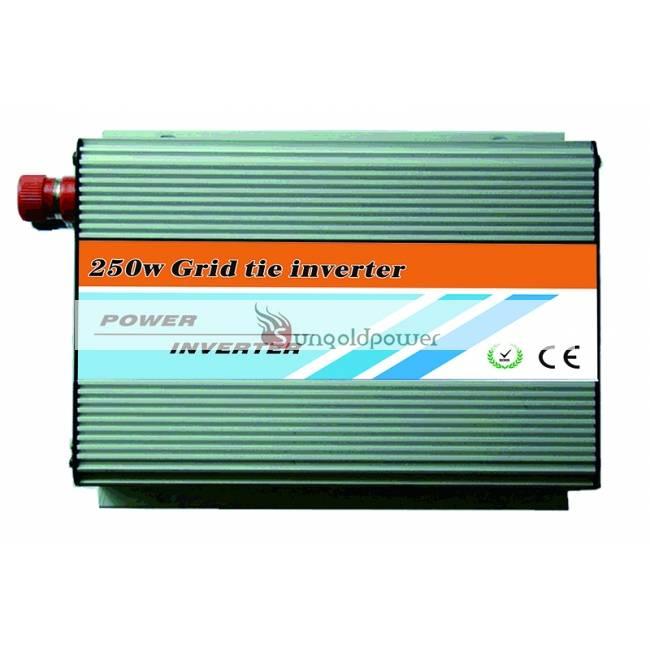 Micro Solar Grid Tie Inverter for Solar Panel System DC22V - 60V