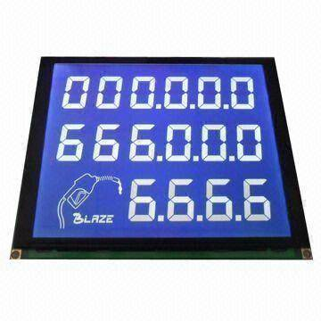 LCD Display for Fuel Dispenser