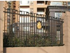 iron fence wire mesh