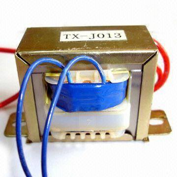 Power transformer with bridge