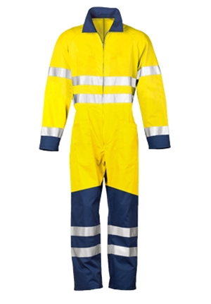 100% Cotton and Polyester/Cotton Women's Workwear Overalls