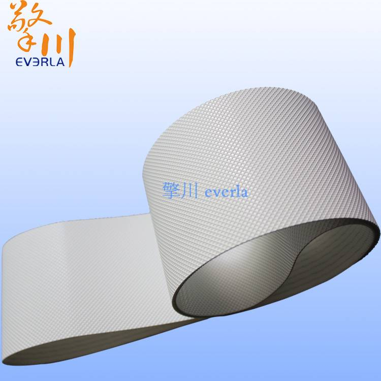 PU conveyor belt, high temperature resistant wear non-slip food-grade industrial belt