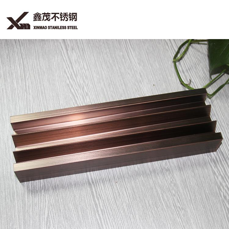 ss304 high quality stainless steel metal trim strip