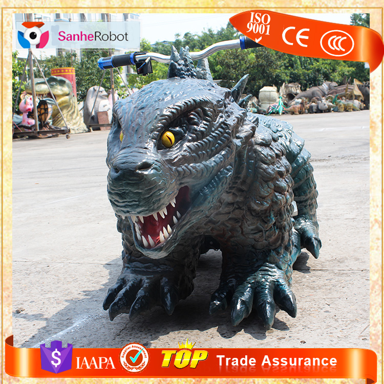 The interesting products Custom 3d indoor setting life size animatronics old amusement park rides sa
