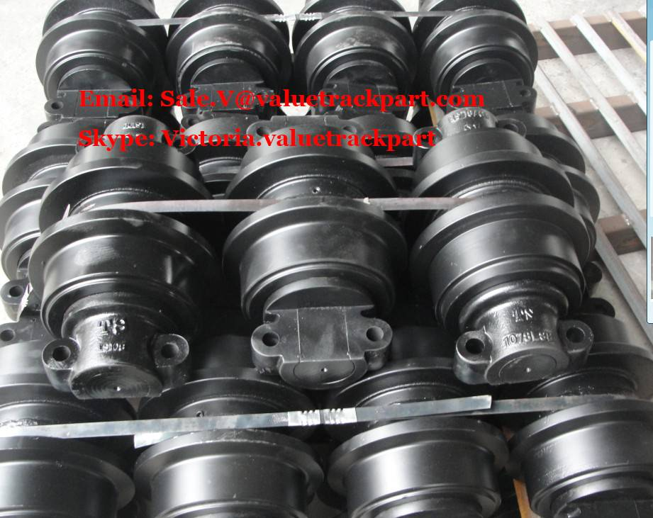 Undercarriage parts Bottom Roller For Crawler Crane SANY FUWA