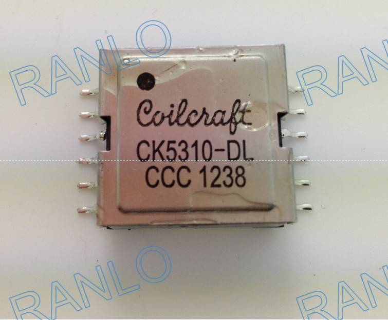 EFD2012 Coilcraft CK5310-DL high frequency switch power supply transformer