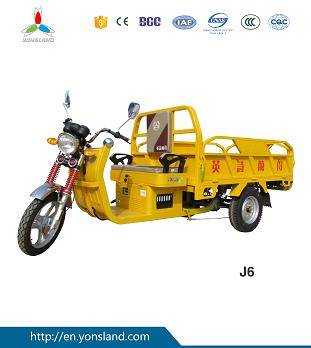 J6 electric tricycle