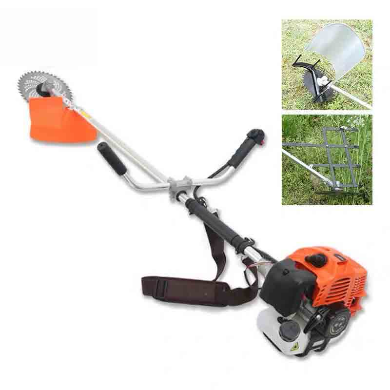 Agricultural Tools Gasoline Scythe Brush Cutter Petrol Engine Tread Trimmer