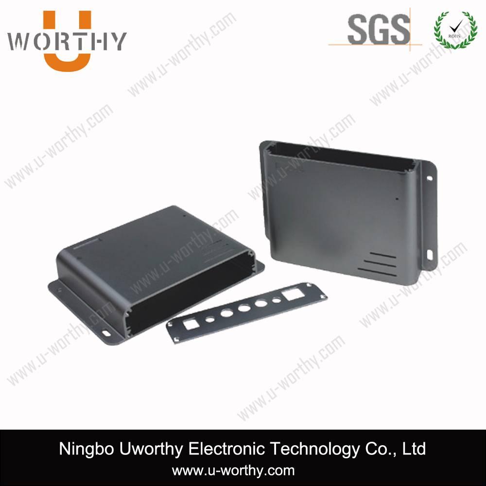 Aluminum Extrusion Box