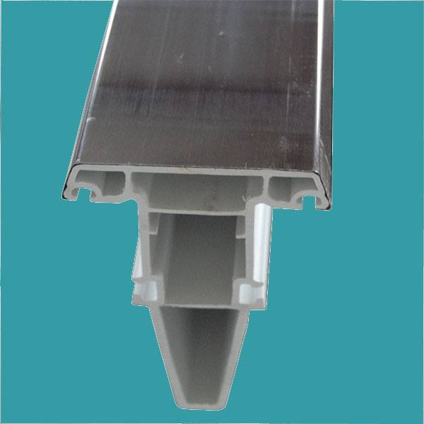 pvc/upvc profile for window and door direct from china manufacture