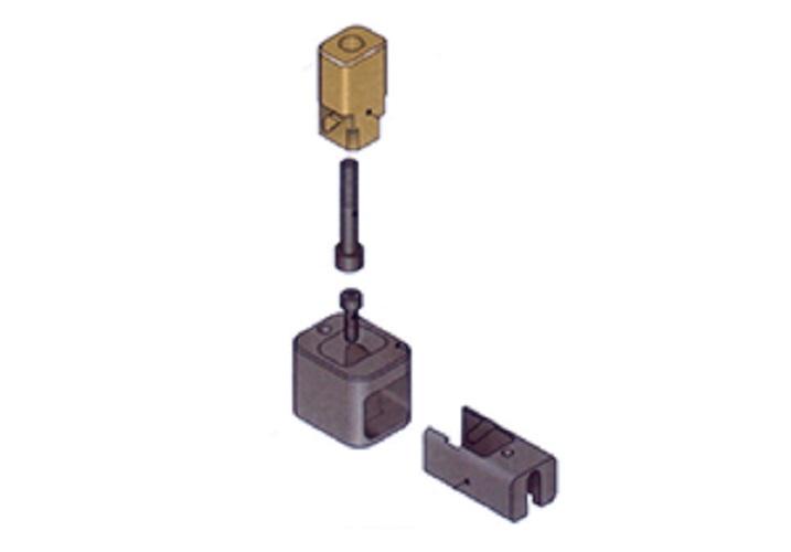 Jinhong mold components Sliser Units CA-2