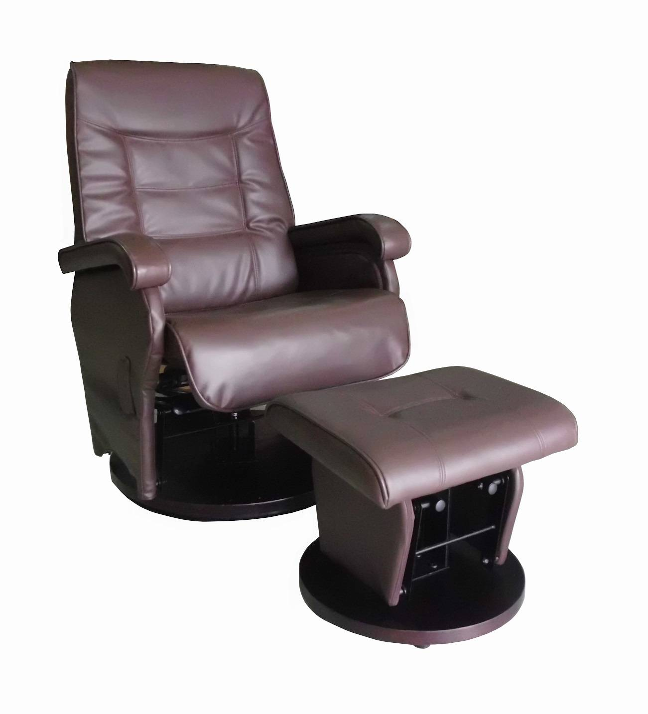 BH-8214-3 Gliding Rocking Recliner Chair, Home Furniture, House Furniture