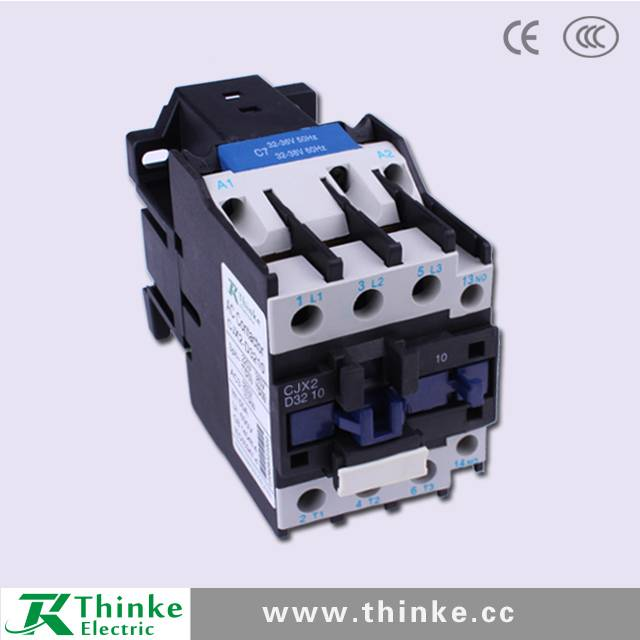 Three Phase AC Magnetic Contactor LC1-D old type