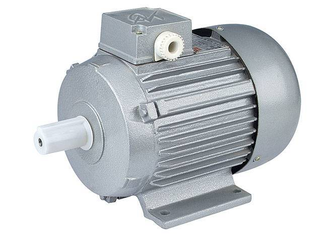 induction motor(YY series single phase capacitor running electric motor)