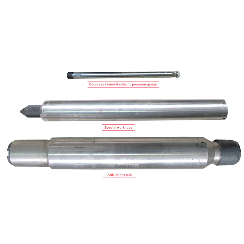 Perforation And Fracture Down Hole Pressure Gauge