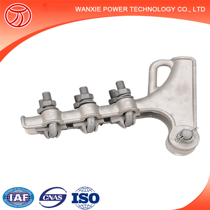NLL-3 strain clamp metal clamp bolt type clamp