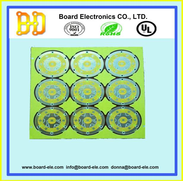 94v0 pcb board aluminum pcb for led light