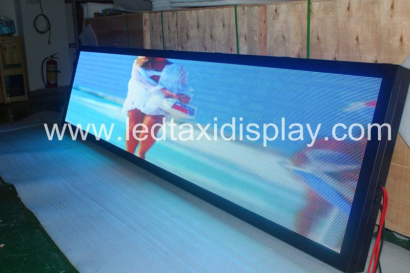 bus led display screen