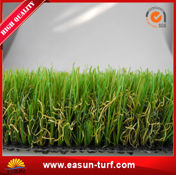 35mm height synthetic grass turf for home garden-AL